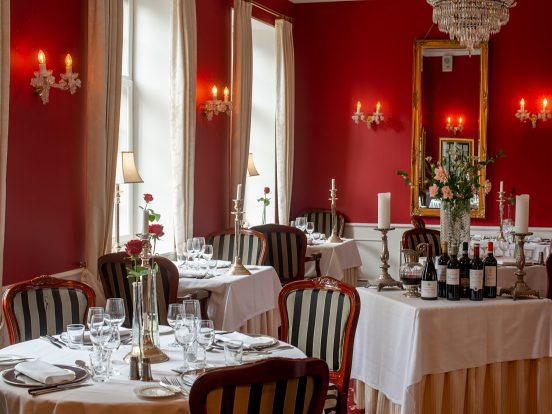 Sauntehus Slotshotel Restaurant